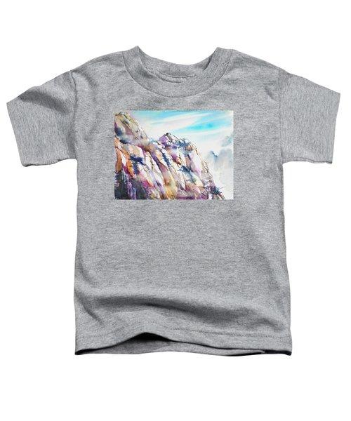 Mountain Awe #1 Toddler T-Shirt