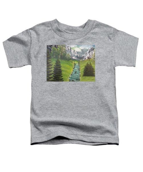 Mountain Meadow Toddler T-Shirt