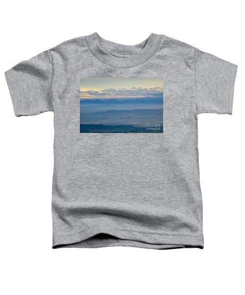 Mountain Scenery 11 Toddler T-Shirt