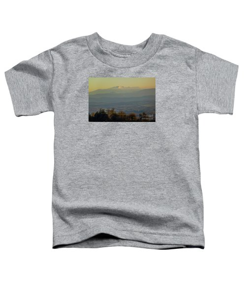 Mountain Scenery 8 Toddler T-Shirt