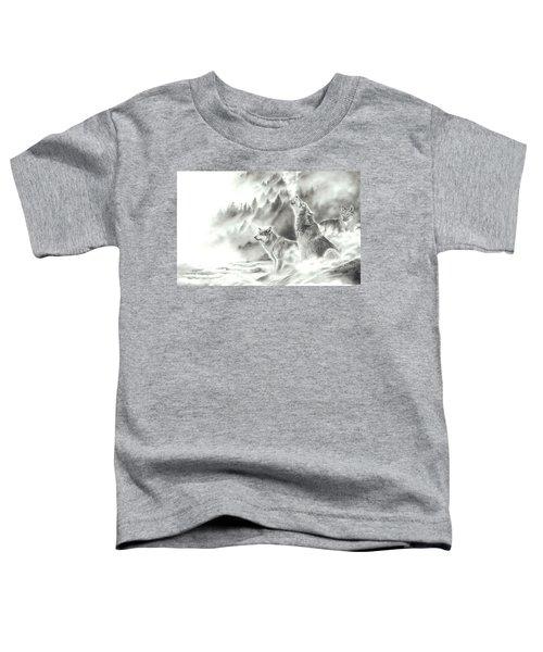 Mountain Spirits Toddler T-Shirt