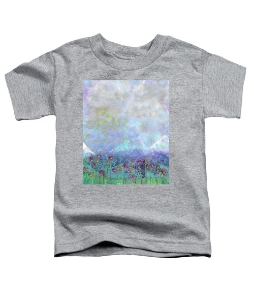 Mountain Valley Dew Toddler T-Shirt