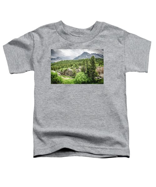 Mountain Vistas Toddler T-Shirt