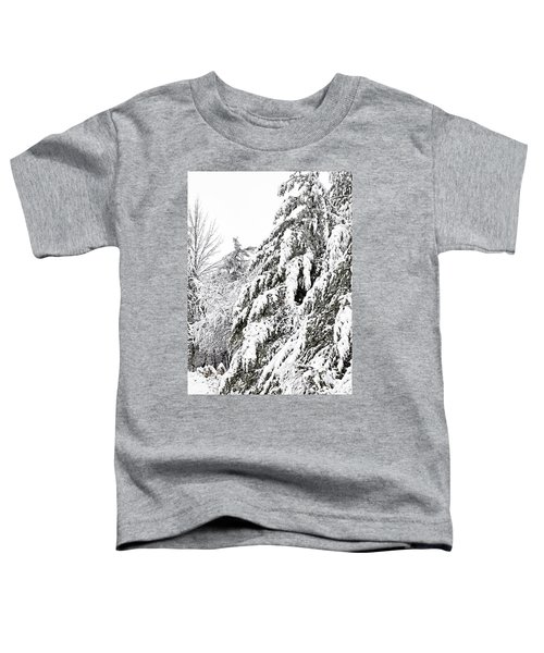 Mourn The Winter Toddler T-Shirt