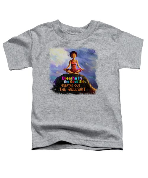 Move On Toddler T-Shirt