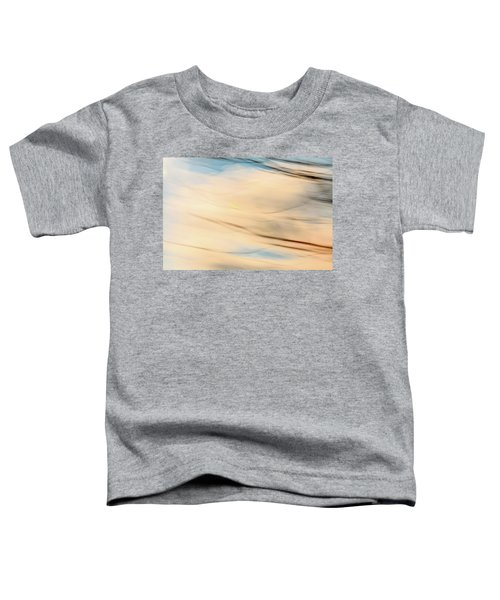 Moving Branches Moving Clouds Toddler T-Shirt