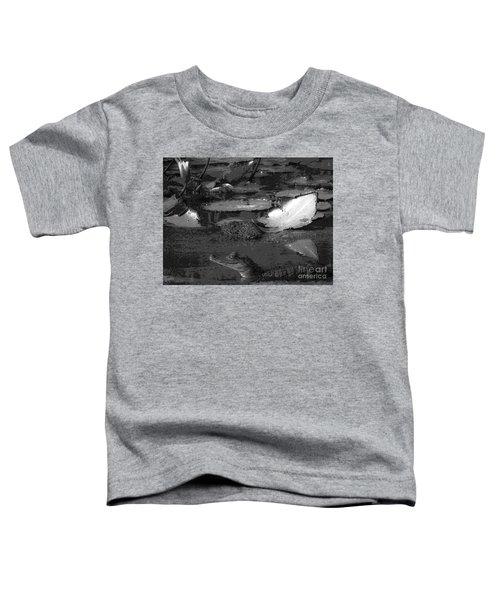Mr. Caiman Toddler T-Shirt