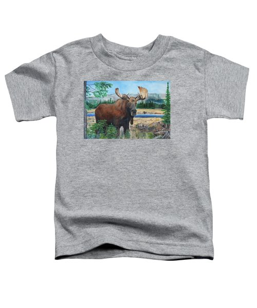 Mr. Majestic Toddler T-Shirt