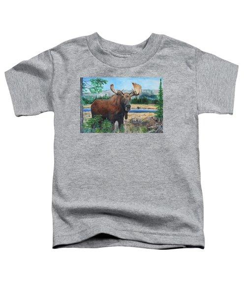 Mr. Majestic Toddler T-Shirt