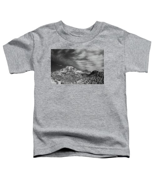 Mt. Rainier Toddler T-Shirt