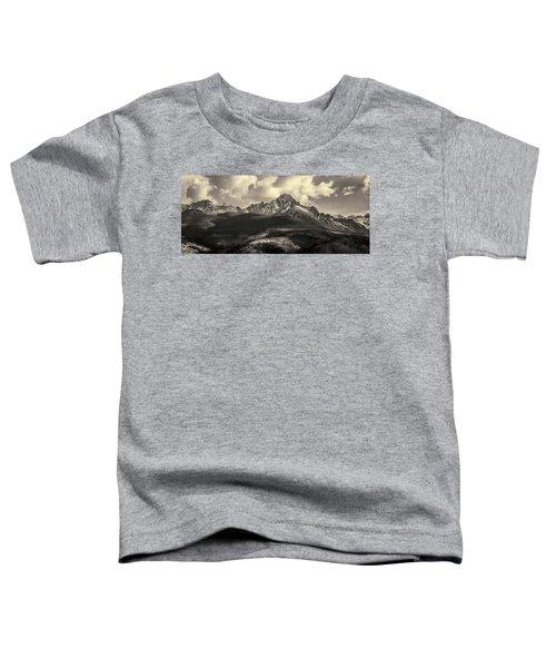 Mt. Sneffels Toddler T-Shirt