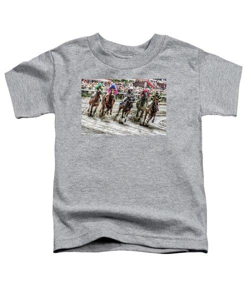Mudders Toddler T-Shirt