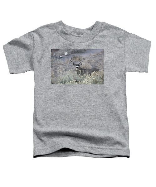 Muledeerbuck5 Toddler T-Shirt