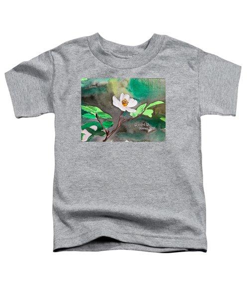 Multiflora Rosa Toddler T-Shirt