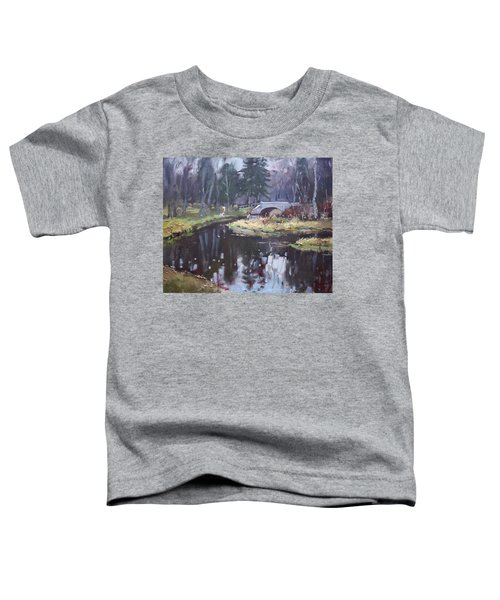 Murder Creek Ny Toddler T-Shirt