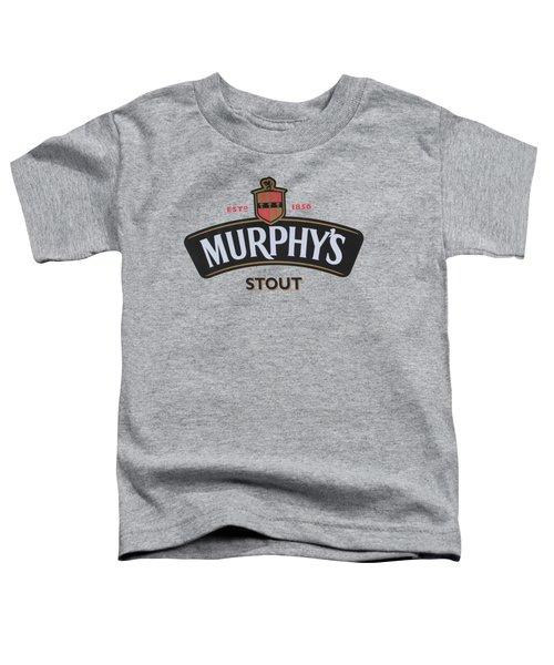 Murphys Irish Stout Toddler T-Shirt