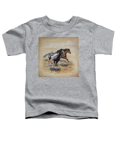 Mustang Glory Toddler T-Shirt