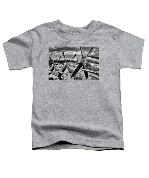 Mustang Row Toddler T-Shirt