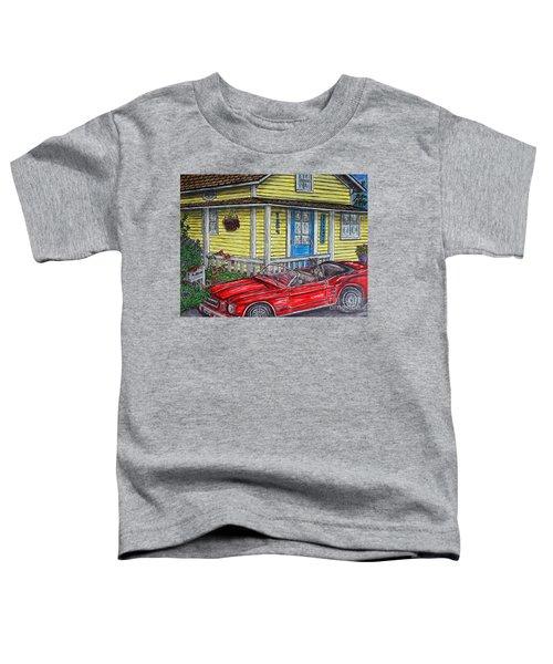 Mustang Sallys' Place Toddler T-Shirt