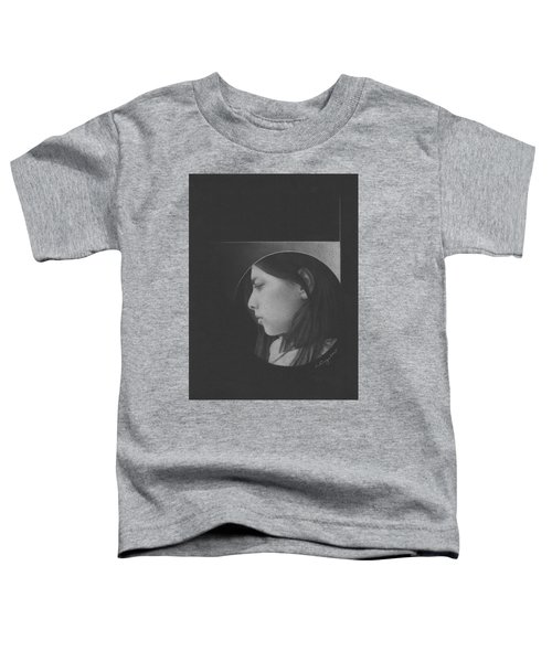 Muted Shadow No. 1 Toddler T-Shirt