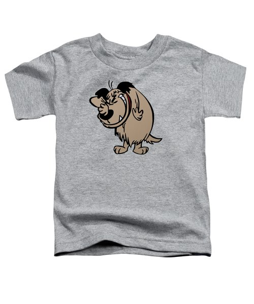 Muttley Toddler T-Shirt by Ian King