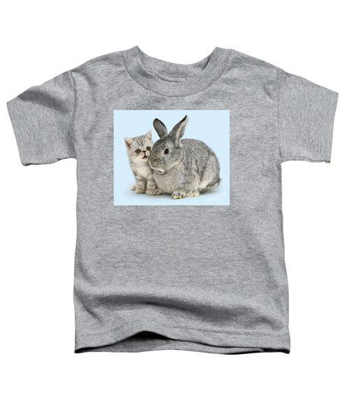 My Bunny Little Friend Toddler T-Shirt