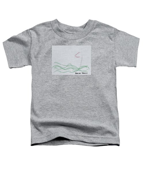 My First Golf Picture Toddler T-Shirt