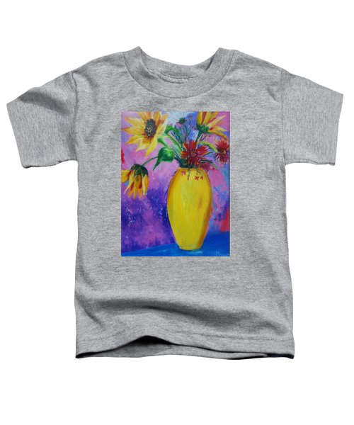 My Flowers Toddler T-Shirt