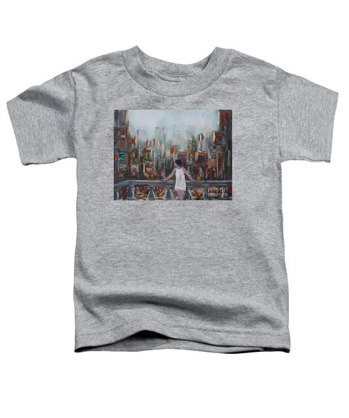 My View Toddler T-Shirt