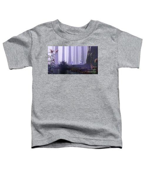 Mystical Forest Toddler T-Shirt