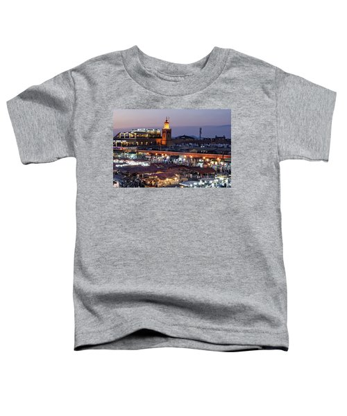 Mystical Marrakech Toddler T-Shirt