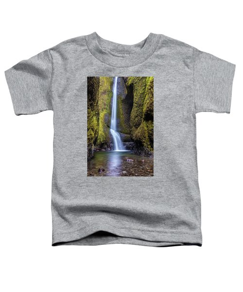 Mystical Oneonta Falls Toddler T-Shirt