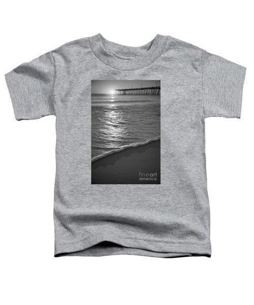 Nags Head First Light Bw Toddler T-Shirt