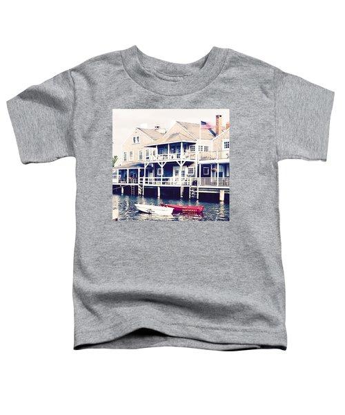 Nantucket Days Toddler T-Shirt