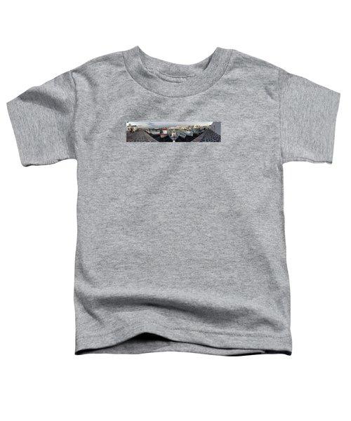Naoussa Village Island Greece Toddler T-Shirt