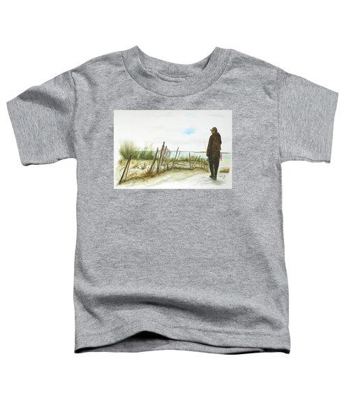 Napatree Point Watch Hill, Ri Toddler T-Shirt