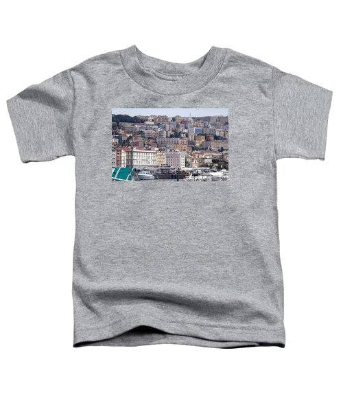 Naples In The Spring Toddler T-Shirt