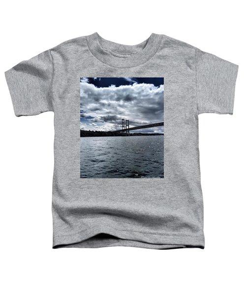 Narrows Bridge Toddler T-Shirt
