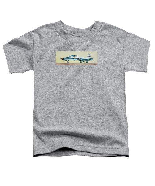 Nasa T-38 Talon Toddler T-Shirt