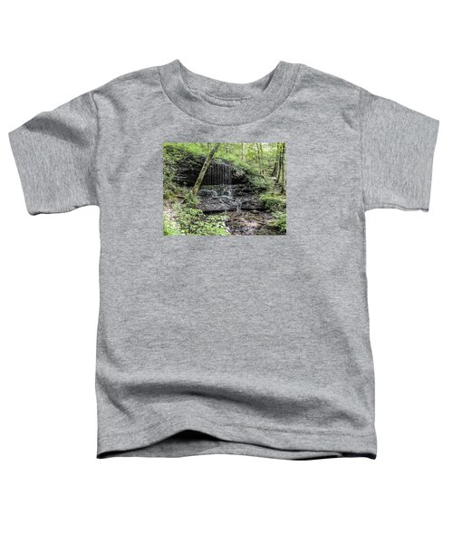Natchez Trace Waterfall Toddler T-Shirt