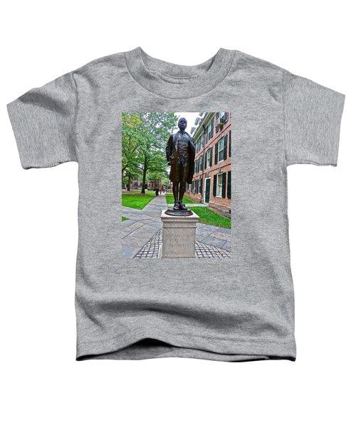 Nathan Hale Toddler T-Shirt