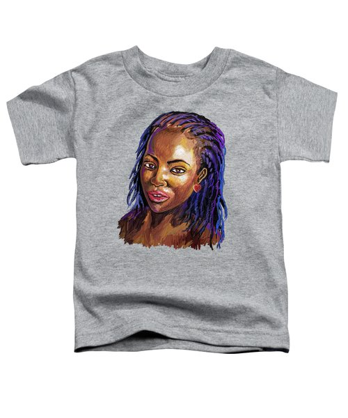 Natural Beauty Toddler T-Shirt