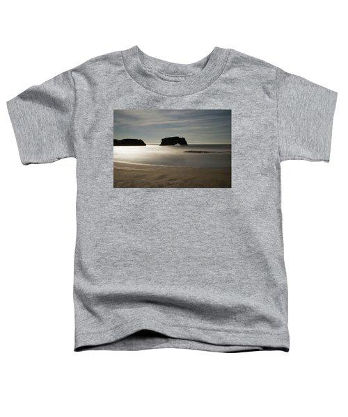 Natural Bridges State Beach Sand Toddler T-Shirt