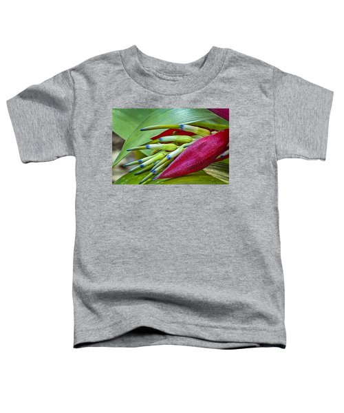 Nature In Bloom Toddler T-Shirt