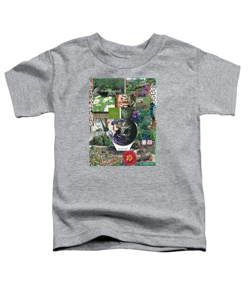 Nature Power Toddler T-Shirt
