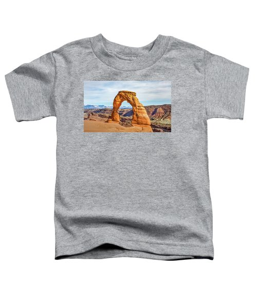 Nature's Delicate Balance Toddler T-Shirt