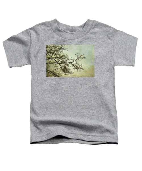 Nearly Bare Branches Toddler T-Shirt