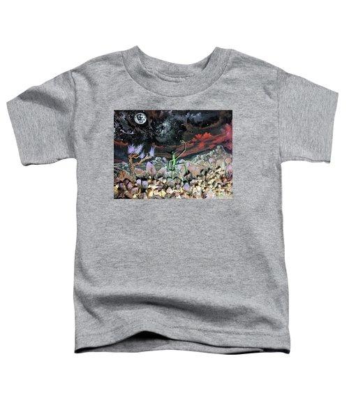 Haystack Needle Toddler T-Shirt