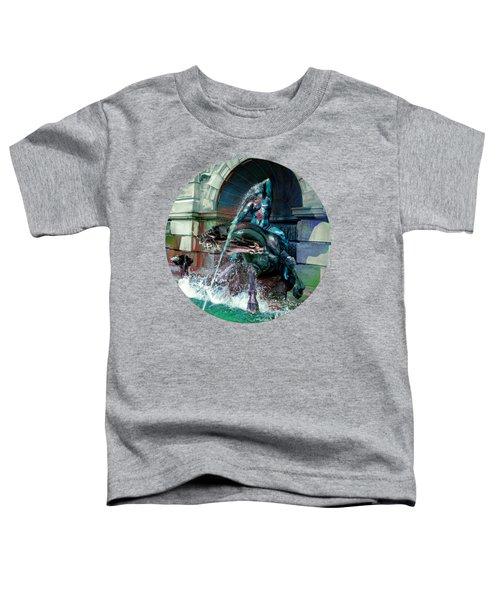Neptune Nymph 2 Toddler T-Shirt