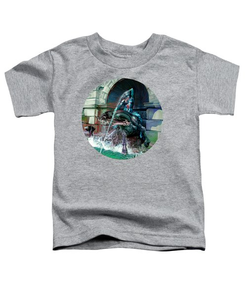 Neptune Nymph 2 Toddler T-Shirt